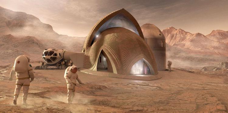 NASA - 3D-Printed Habitat Competition - Winner