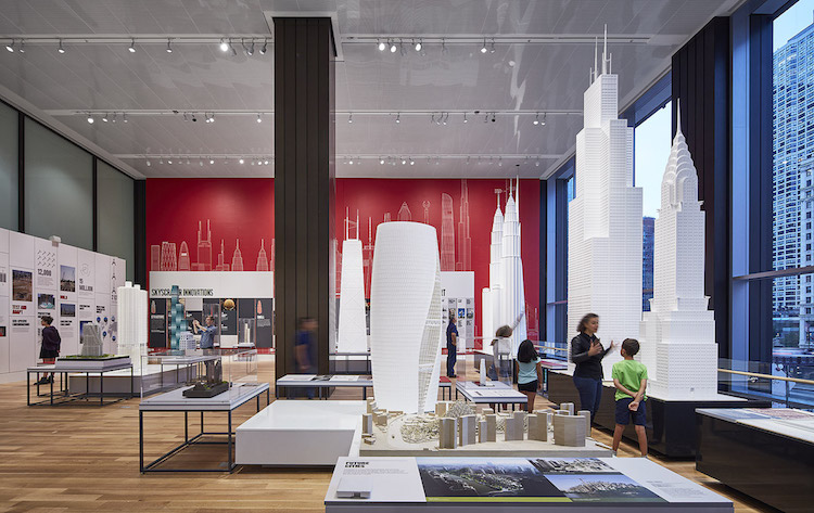 Building Tall at the Chicago Architecture Center