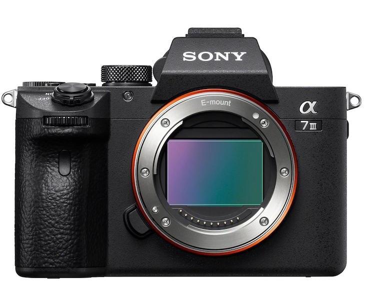 Sony Alpha a7 III, Mirrorless Full Frame Camera