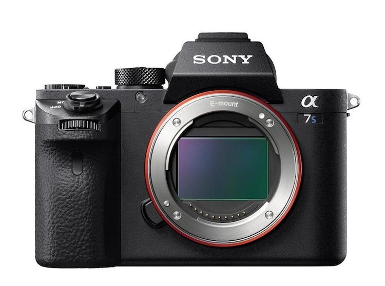 Sony Alpha a7S II, Mirrorless Full Frame Camera