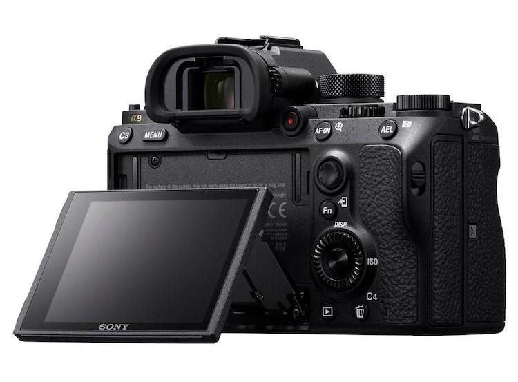 Sony Alpha a9, Mirrorless Full Frame Camera