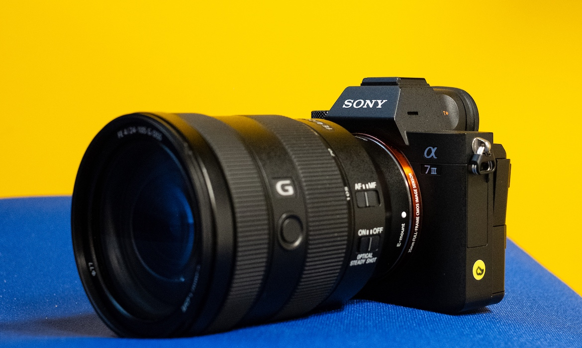 Sony Ahead of the Competition With Full Frame Mirrorless Cameras