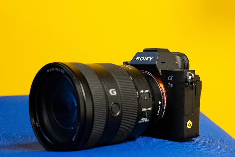 Sony Full Frame Mirrorless Cameras