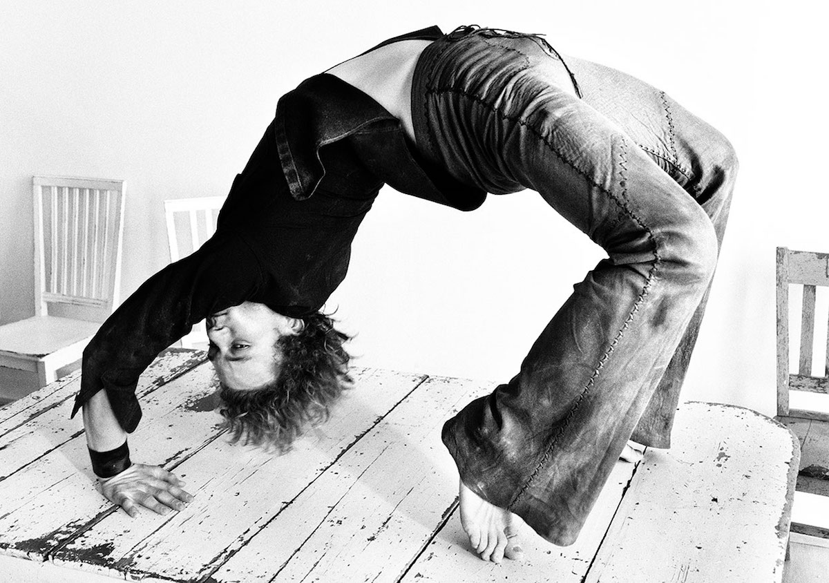 Heath Ledger by Stephanie Pfriender Stylander