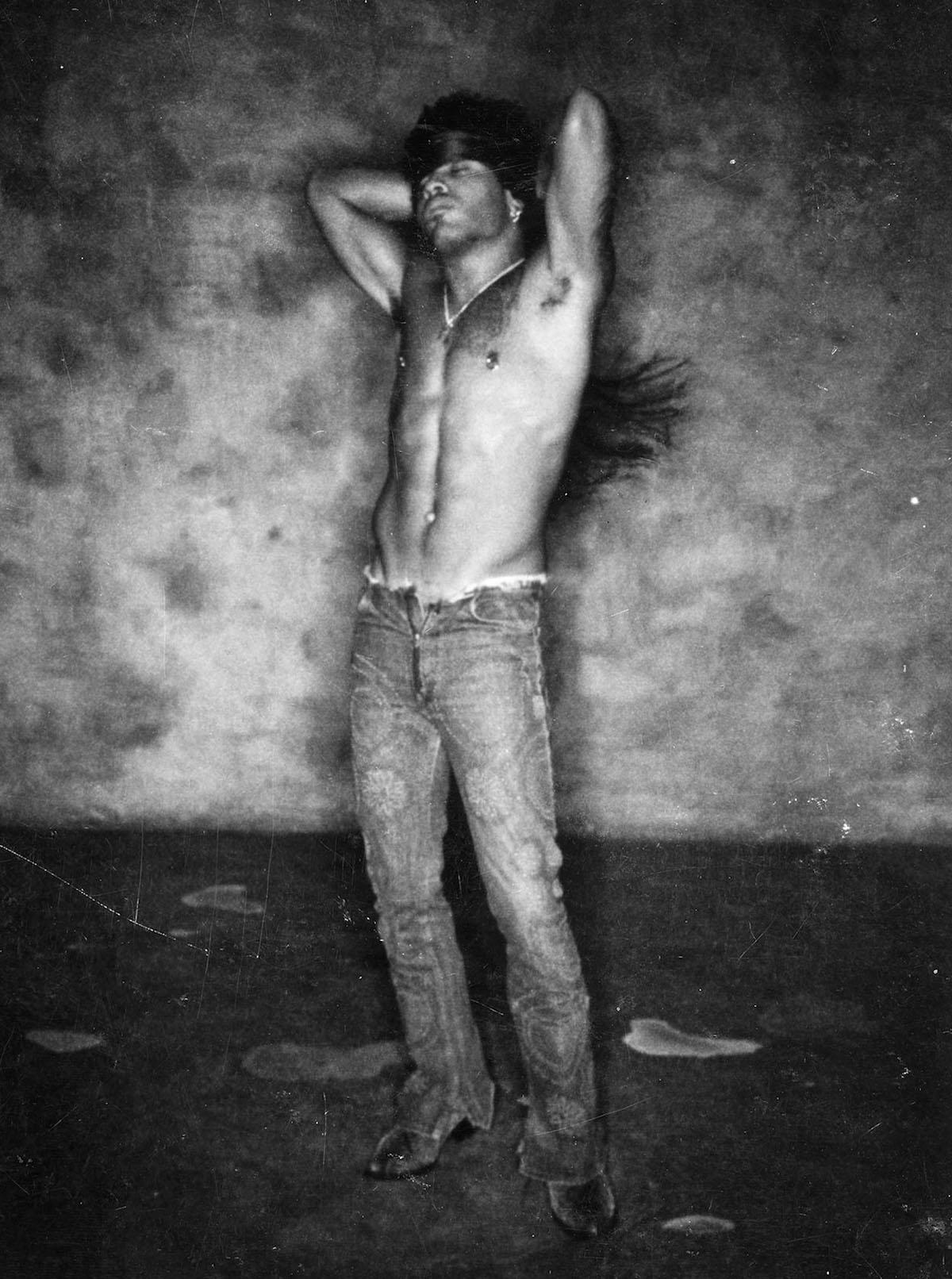 Lenny Kravitz by Stephanie Pfriender Stylander