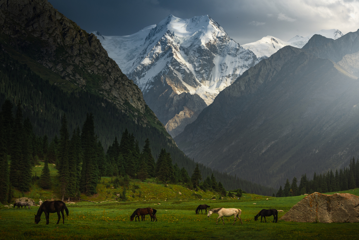 Kyrgyzstan Travel Photography by Albert Dros