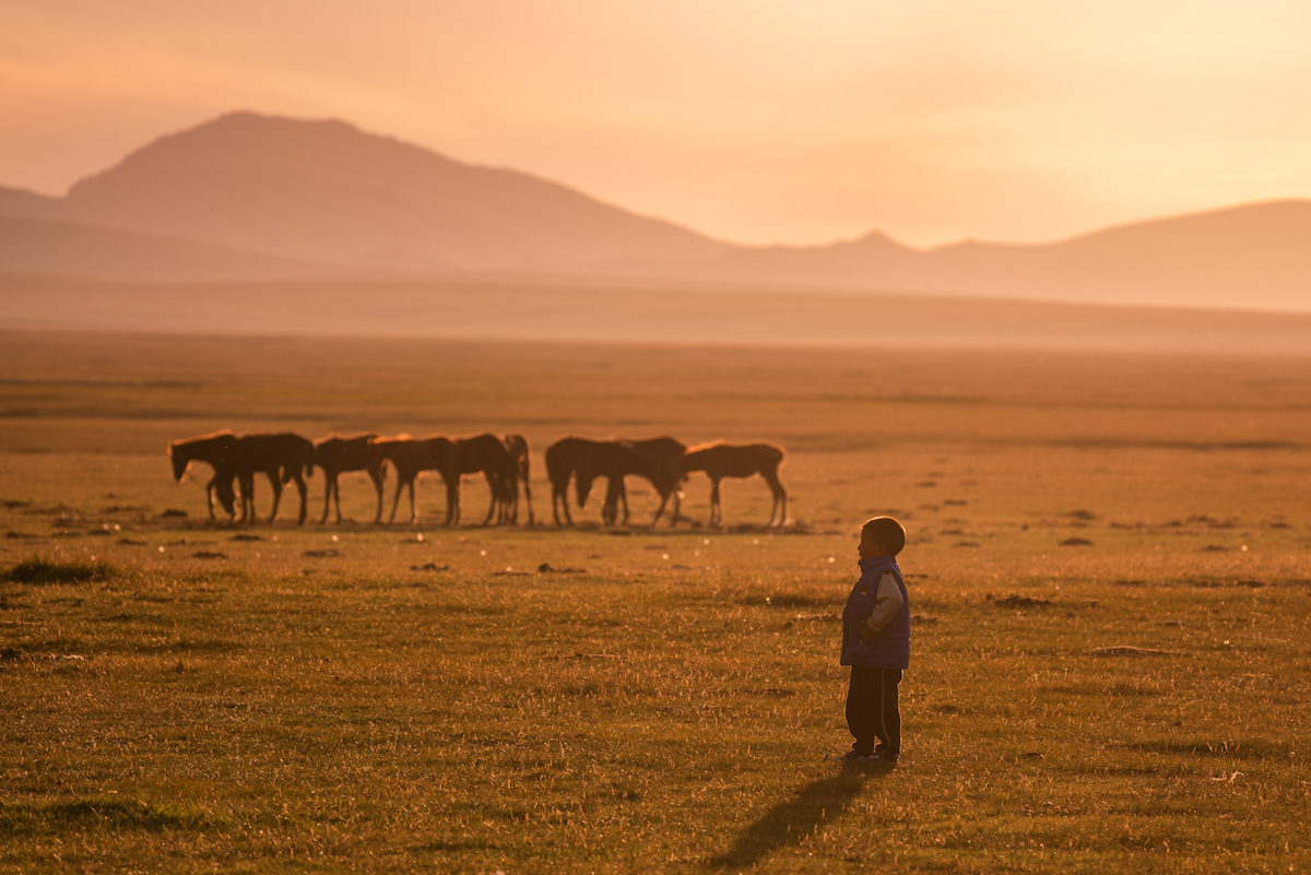 Kyrgyzstan Photo by Albert Dros