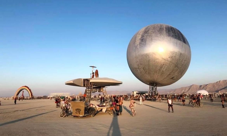 Burning Man 2018 Art