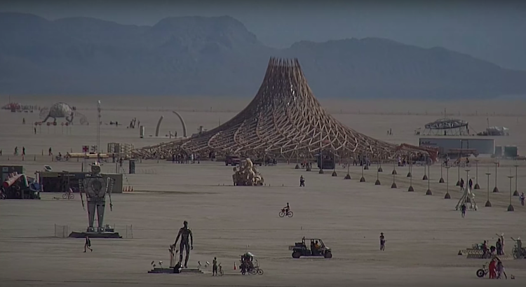 Burning Man 2018 Live Stream
