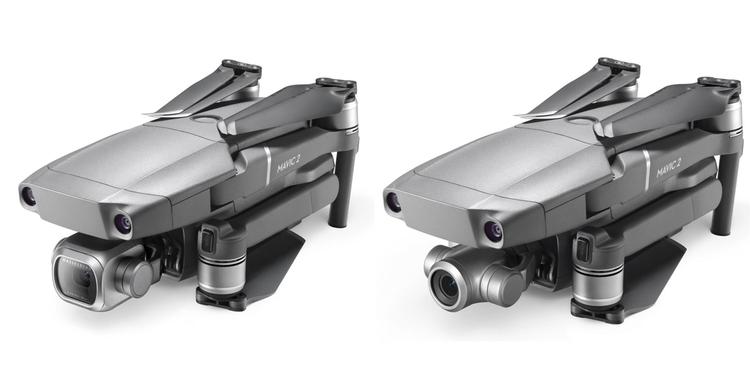 DJI Mavic 2 Drones