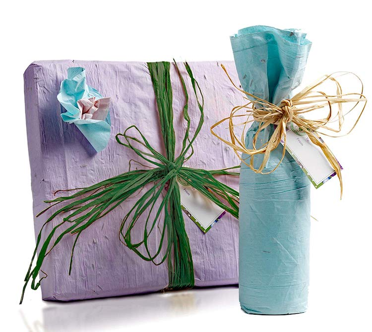 Eco-Friendly Products Plantable Wrapping Paper