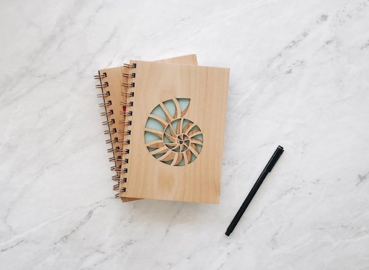 Eco-Friendly Products Wooden Journal