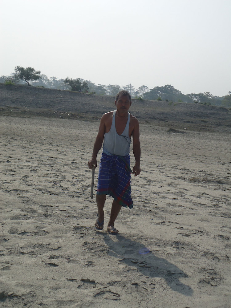 Forest Man of India Jadav Payeng Majuli Island Forest