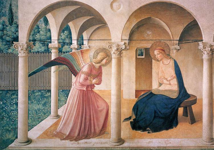historia de la pintura al fresco
