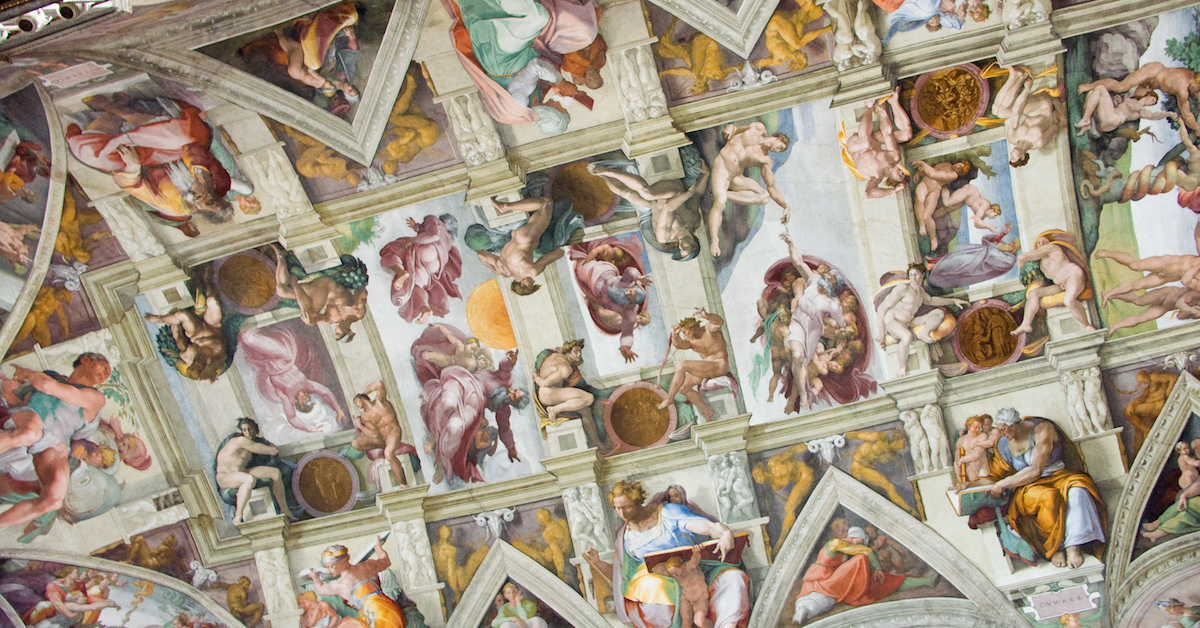 what is fresco painting exploring the ancient art of painting on