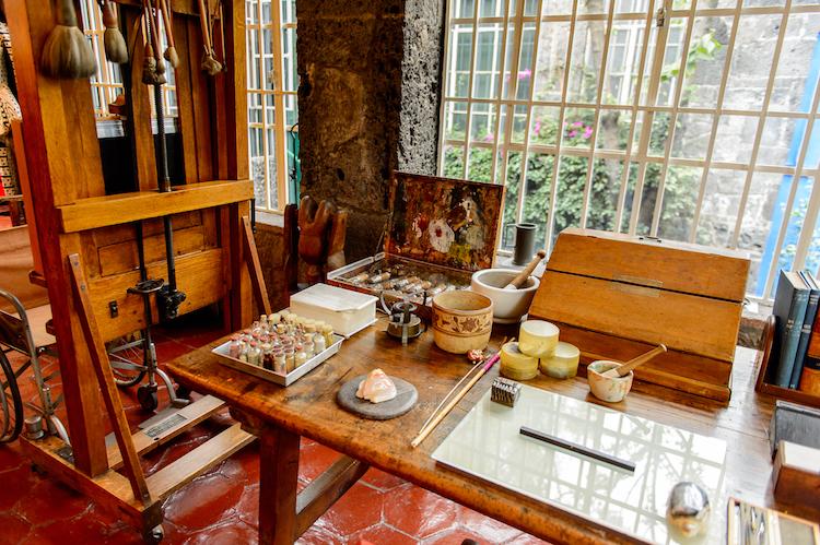 Frida Kahlo House Frida Kahlo Museum Frida Kahlo Blue House La Casa Azul