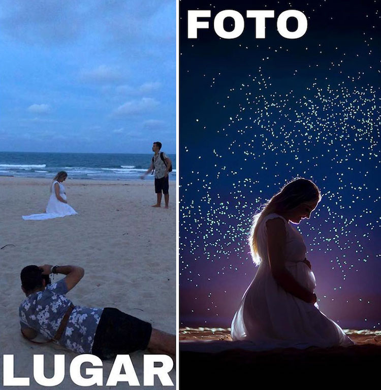 How Portraits are Created by Gilmar Silva