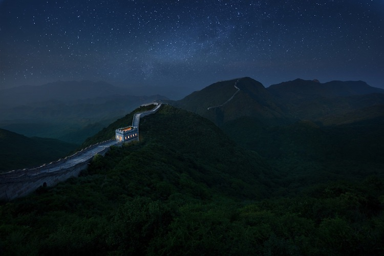 Airbnb the Great Wall of China