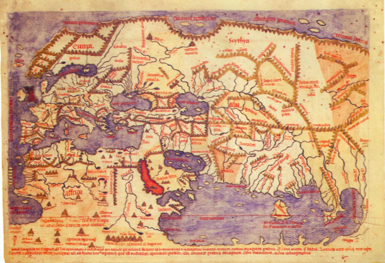 History of Cartography by The University of Chicago Press
