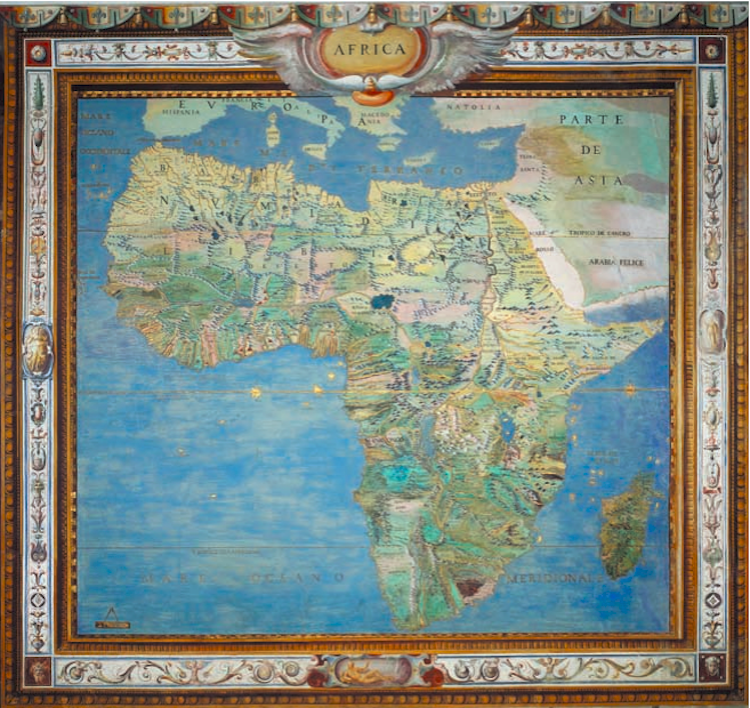 Explore the History of Cartography with University of ...