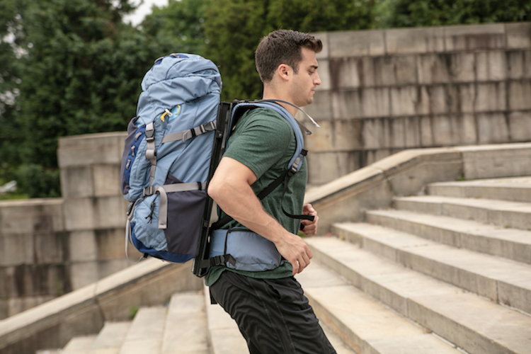 HoverGlide Lightweight Backpack