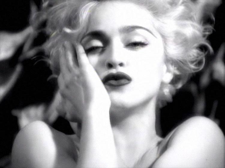Madonna Music Video Recreation Parody