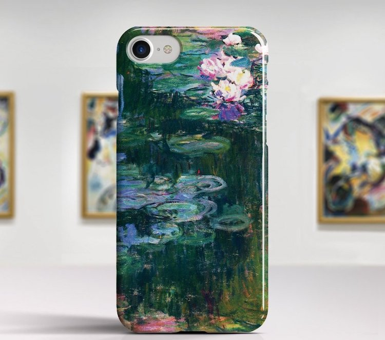 Impressionism Gifts Monet Phone Case