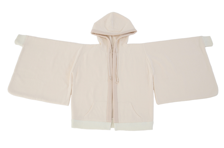 Japanese Fashion Hanten Parka by Mocolle