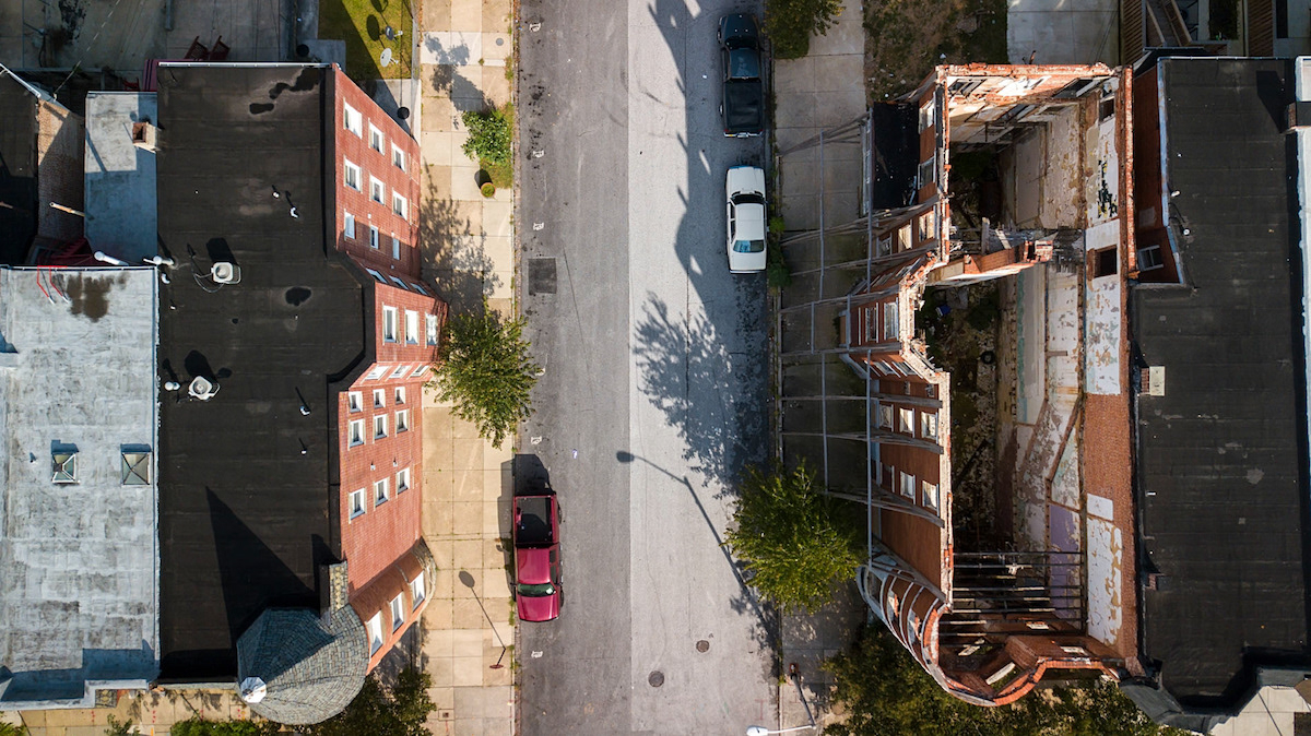 Drone Photography by Johnny Miller