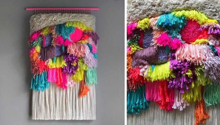 Jujujust Textile Art