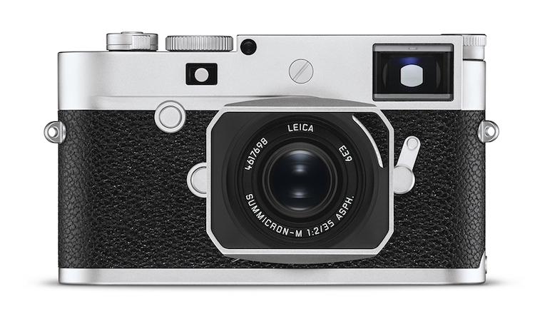Leica M10P Camera in Chrome