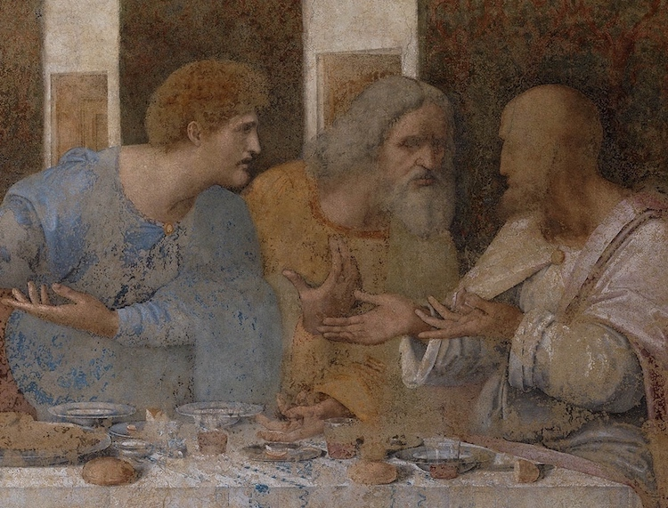 Leonardo da Vinci Last Supper The Last Supper Painting