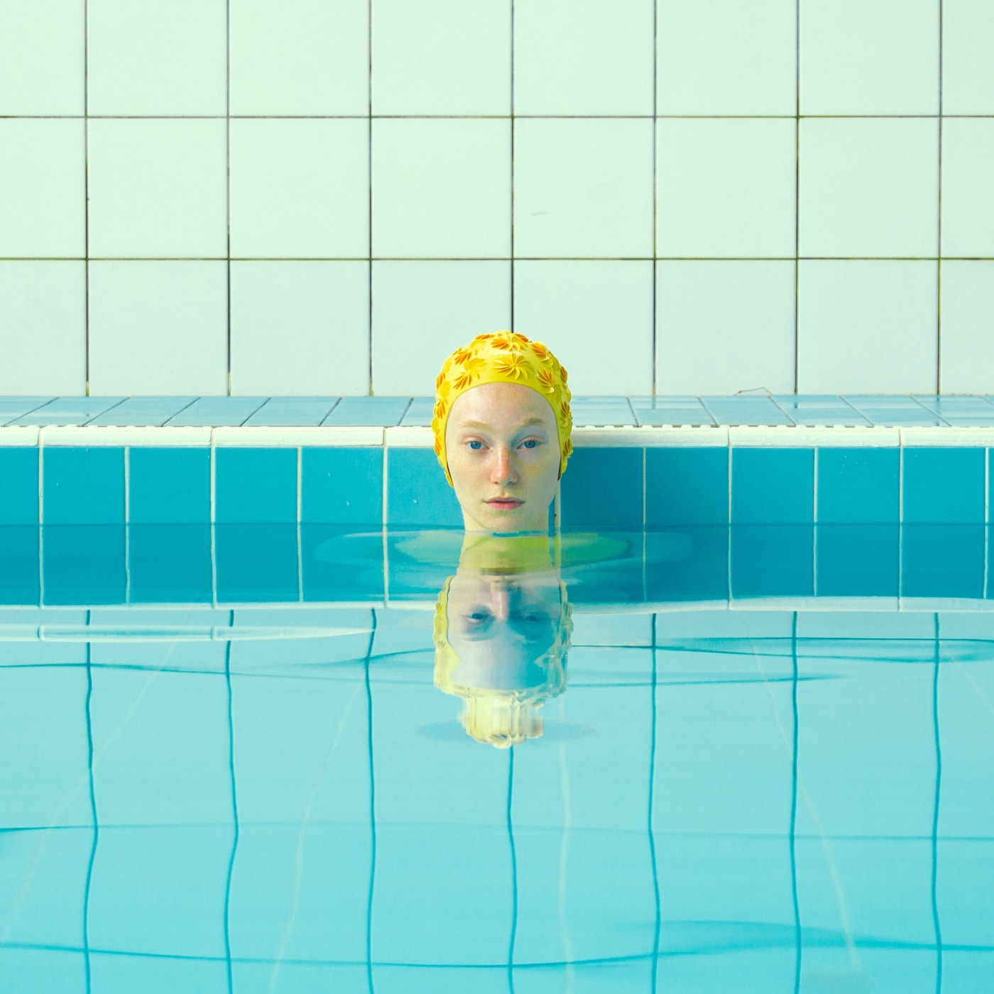Swimmer Portraits by Maria Svarbova