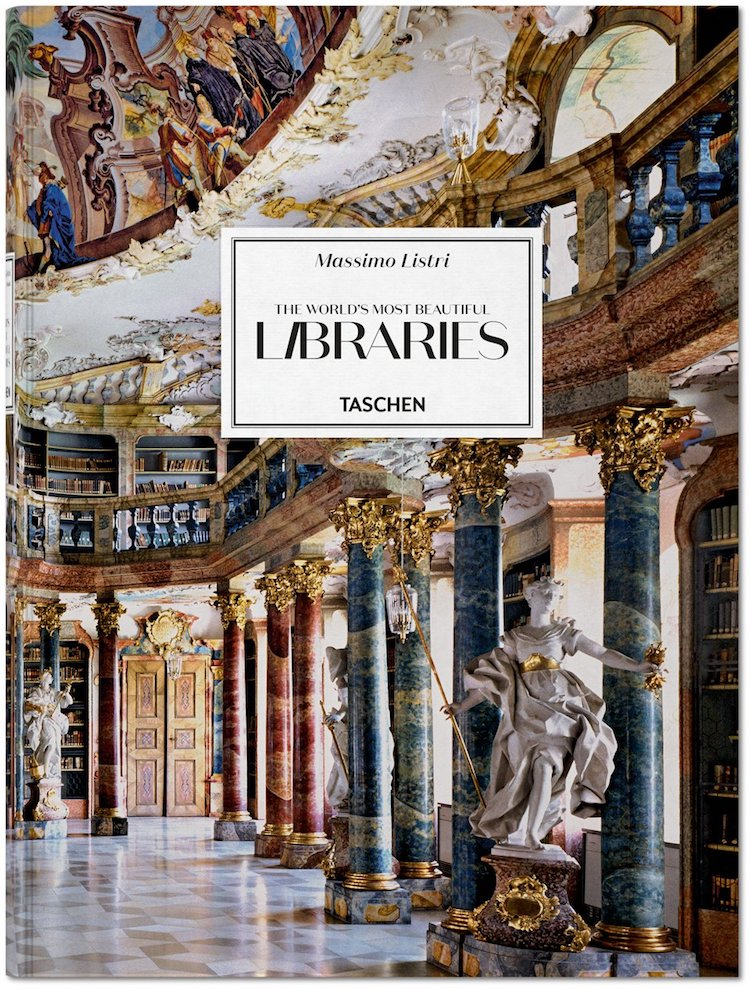 Massimo Listri - Most Beautiful Libraries in the World