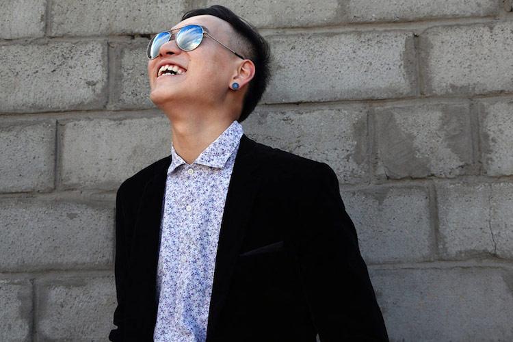 Mongolian boy in Ulaanbaatar