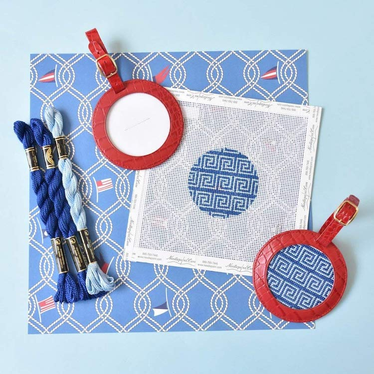 Modern Needlepoint Kit