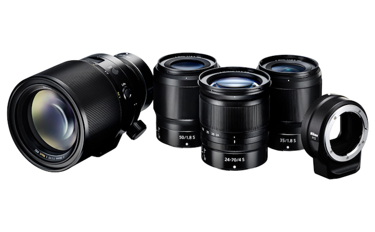 Nikkor S-Line Lenses