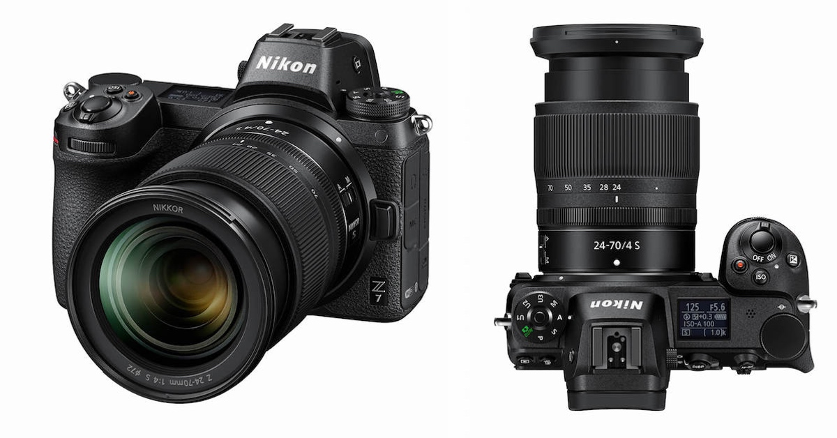 Nikon presents the Z series, its line of full-frame cameras