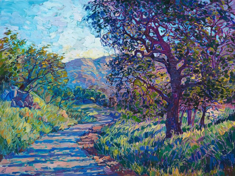 794ec301e9e Landscape Paintings Oil Paintings Modern Impressionism by Erin Hanson. ""