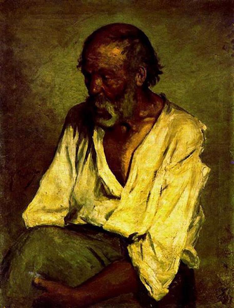 Primeras pinturas de Picasso