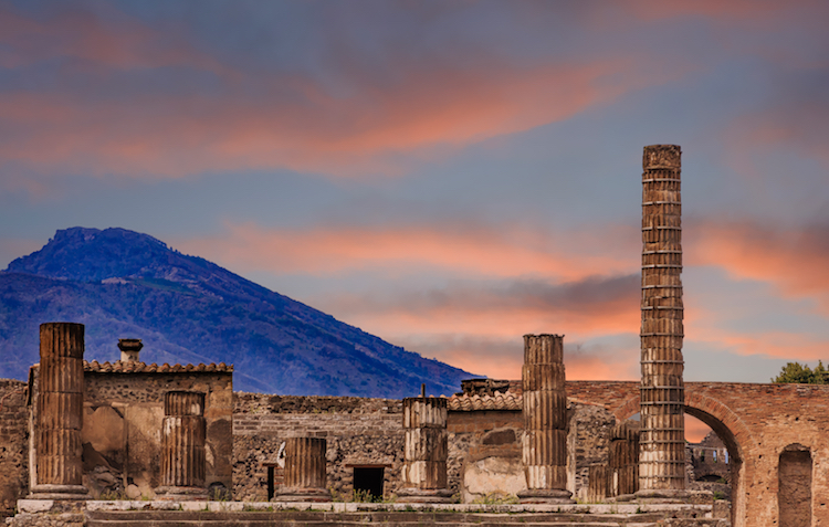 Pompeii Italy Pompeii History Roman Ruins