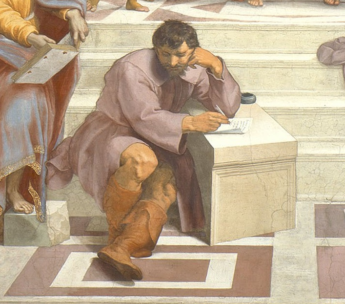 The school of athens by raphael analysis