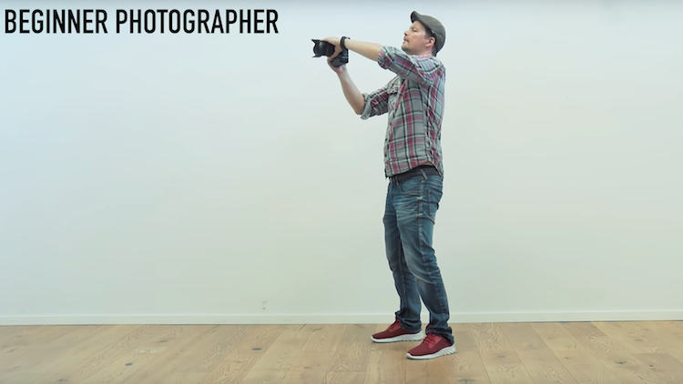 Types of Photographers a Photography Meme