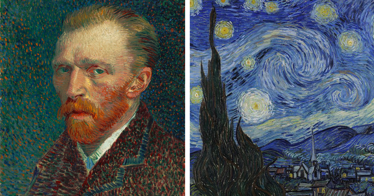 Vincent Van Gogh Life How The Artists Work Evolved Over Time