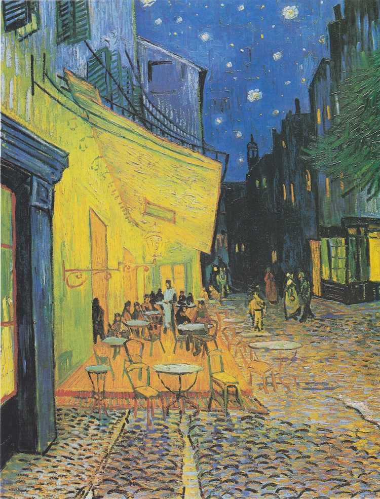 Settings of Famous Paintings Arles Van Gogh