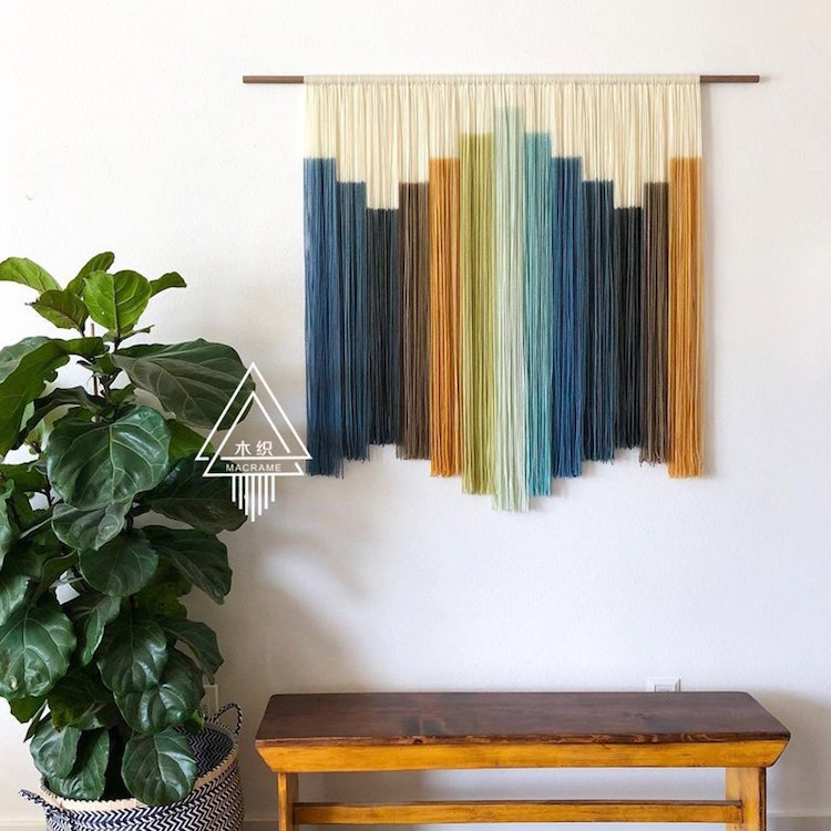 15+ Textile Wall Hangings For Adding Vintage Style To Your