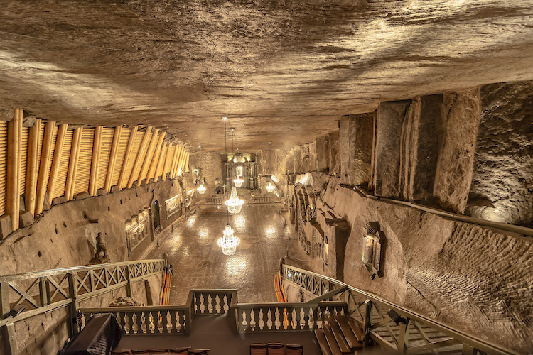 Wieliczka Salt Mine Salt Cathedral
