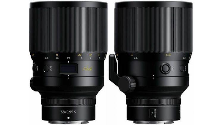 NIKKOR Z 58mm f/0.95 S Noct Lens