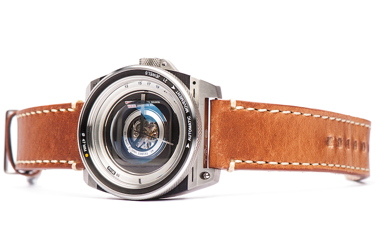 TACS - Vintage Lens II Wrist Watch