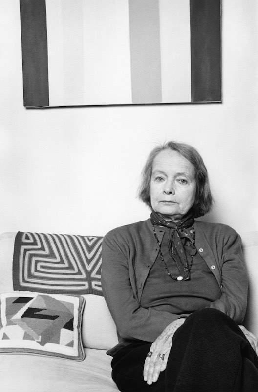 Betty Parsons - Important Women in Art